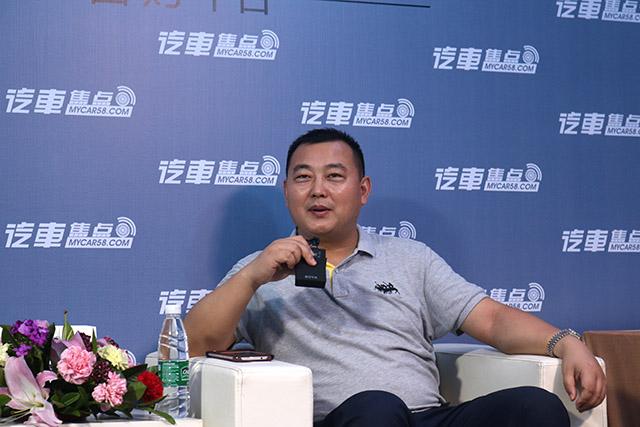 众泰汽车高辉:T700供不应求 将坚持正向研发道路