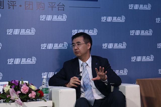 长安汽车杨大勇:加速迈进新能源时代 打造智色双旋产品