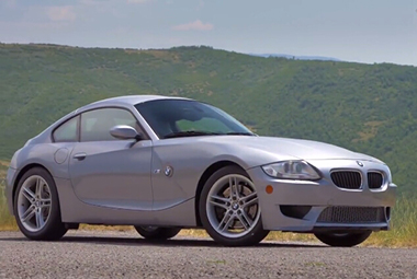 BMW中被遗忘的宝石, Z4M Coupe 何为低调猛兽