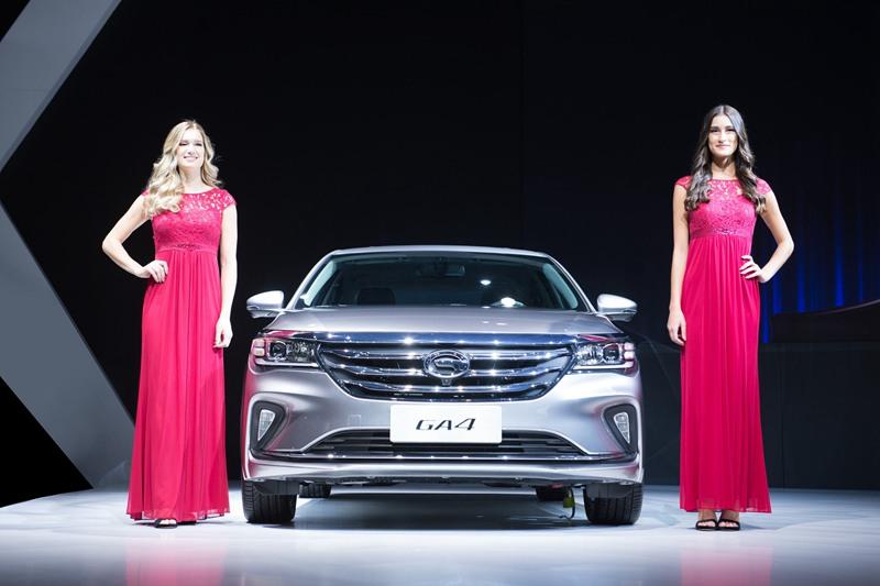视频解说 仅售7万起的爆款新车-传祺GA4