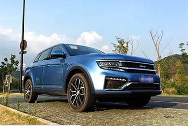 月入3万 外企高管却买了这辆国产SUV 大迈X7