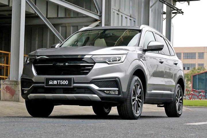 国民SUV新征程 众泰T500购车指南