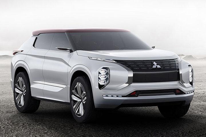 三菱设计师终于发飙了!全新SUV帅到没朋友