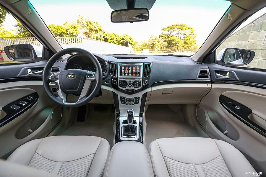 低调内涵会来电 全面解读比亚迪最畅销纯电车型e5