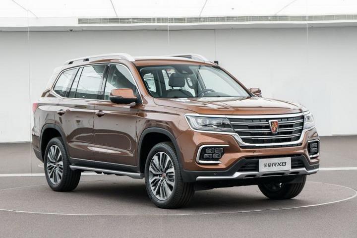预售价22.38-25.88万 荣威RX8要征服中大型SUV市场?
