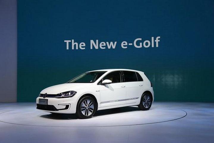 高尔夫R很狂,那电动版的大众e-Golf可否继续雄霸一方?