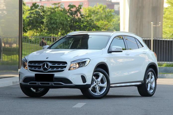 顶配增加AMG套件 新款奔驰GLA上市售27.18-39.90万元