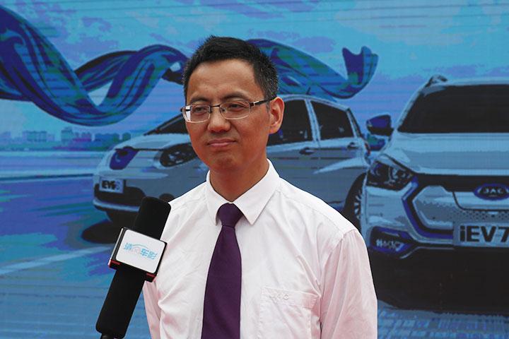 专访汪光玉:发起冲击号角放大招 年内推10款新车
