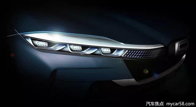 观致汽车 5G 智能电动轿跑概念车与您相约 2018 北京车展