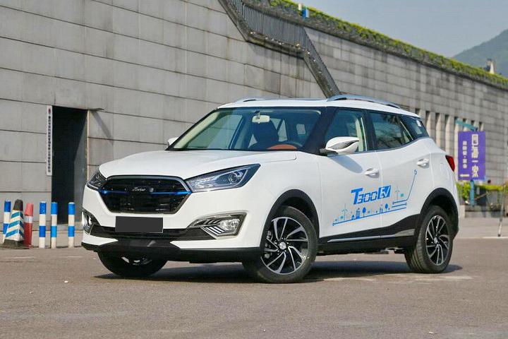 众泰T300 EV将于5月18日上市 10万元级电动SUV