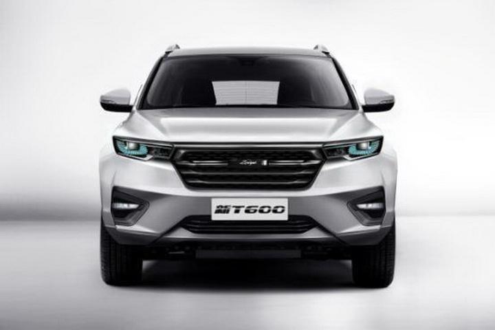 新第二代T600官图曝光 换代造型/年中上市