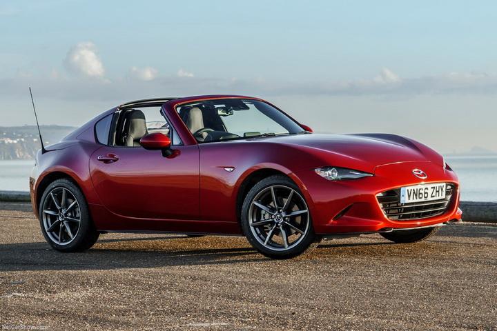 跑车就要加涡轮吗?马自达MX-5、福特Mustang导购