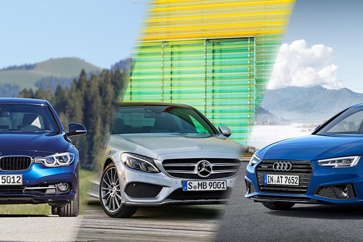 3系换代、A4L/C级将改款,现在买豪华中型车靠谱吗?