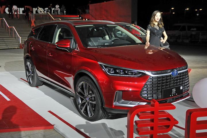 国产崛起!下半年最值得期待的自主SUV,又大又豪华!