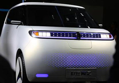"""""""新物种""""欧拉出没 届时新能源微型车市场又将是何格局?"""
