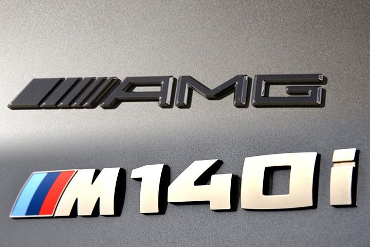 小巧吸睛的车适合女生开吗?奔驰A45 AMG、宝马M140i导购