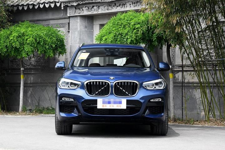全新BMW X3,现已上市 新车已到店