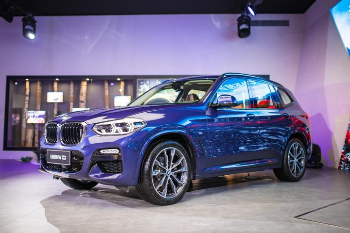 X位出道!无处不当担,试驾体验全新一代BMW X3