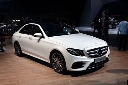 标距更运动!新一代奔驰E级正式上市 售价45.38万起