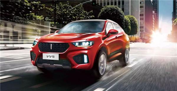 紧凑级SUV竞争红海,凭什么VV5能够胜出