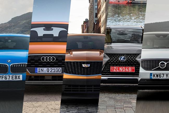 紧凑SUV成豪华品牌突破口 六款新车你选谁?