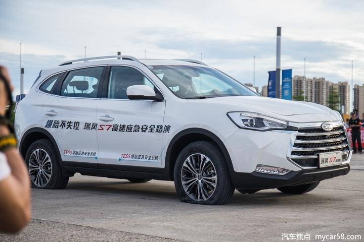 江淮汽车8月销量全面攀升 安全路演成效初现