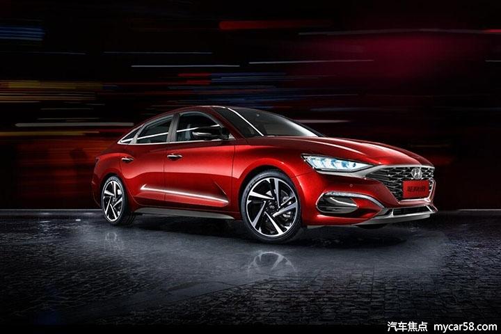 菲斯塔是北京现代旗下全新轿跑车,官方强调其运动,年轻的风格,而其