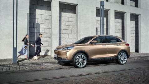 """商汤科技""""智能车舱""""落地威马EX5   以AI赋能人车交互智能化升级"""