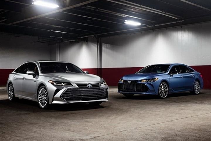 于11月发布 丰田国产旗舰轿车Avalon即将登场