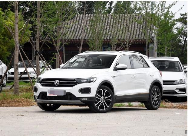 T-ROC探歌可试乘试驾 购车优惠8000元