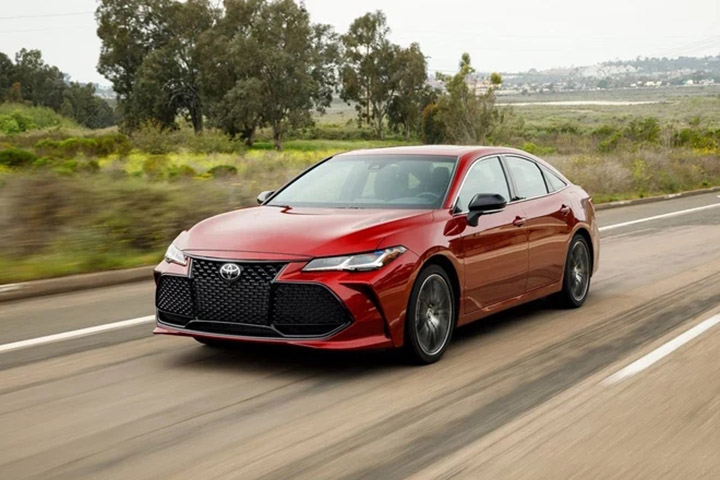 新一代Avalon将由一汽丰田国产 推出10款车型