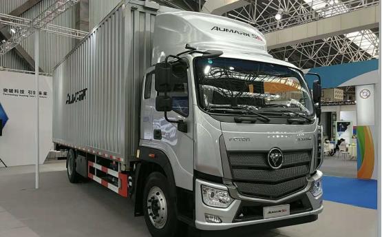 福田汽车携强大产品阵容重磅亮相中国国际商用车及零部件展览会