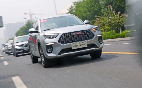 省油耐用的中国SUV代表——新哈弗H6 Coupe
