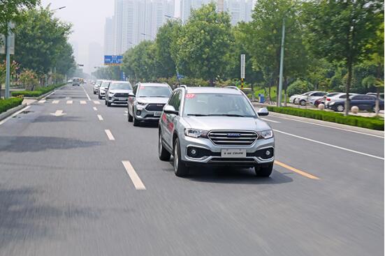 新哈弗H6Coupe:中国品牌SUV节油从我开始