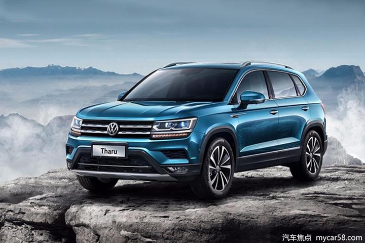 上汽大众全新紧凑SUV途岳将于10月31上市