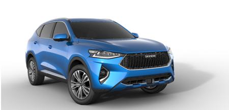 以AI之名定义下一代SUV标准 全球车哈弗F7产品力全解析