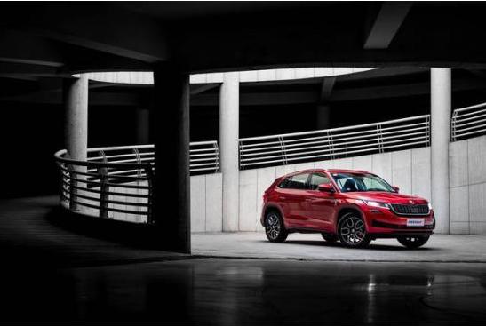 将于2018广州国际车展上市,柯迪亚克GT高颜值不输宝马X6