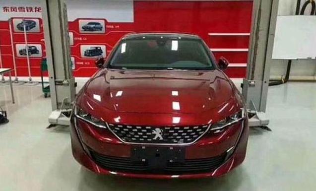全新东风标致508L广州车展首发 首台车型到店/预计售价17万起