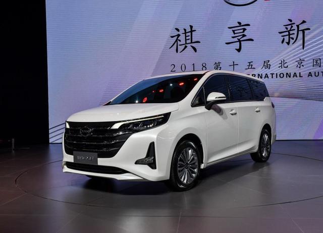 广汽传祺GM6预售11.5万起 采用7座布局