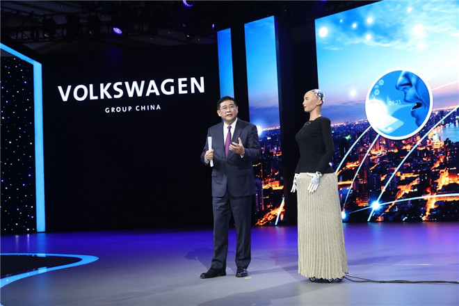 逸驾智能科技有限公司(Mobility Asia)亮相广州