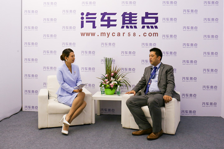 2018广州车展专访上汽大通皮卡事业部总经理韩宋杰