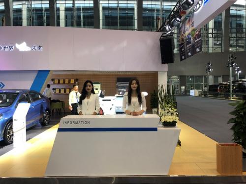 2018广州车展亮点十足 奇瑞新能源全系车型强势登场