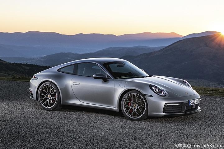 传奇再革新 保时捷全新911亮相洛杉矶车展