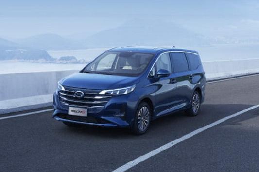 广汽传祺GM6明年1月2日上市 预售区间11.5-16.5万元