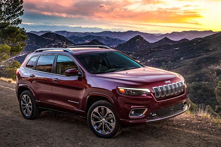 2019款全新jeep自由光快速驾驶|体验报告