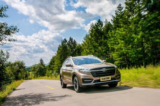 想要一款实用的SUV,骏派D80 or奕泽,谁更值得买?