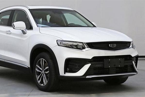 吉利全新轿跑SUV,纯电续航80km,百公里油耗仅1.2L