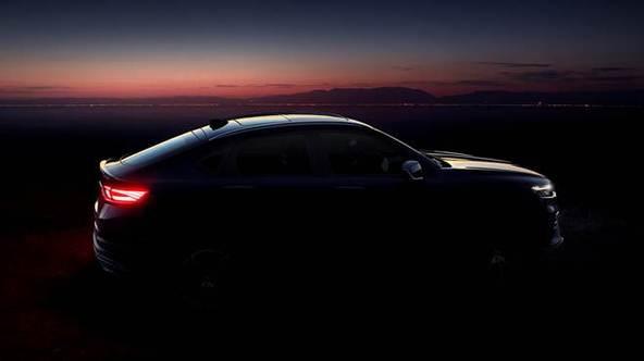 基于CMA架构打造  吉利首款溜背式运动SUV曝光