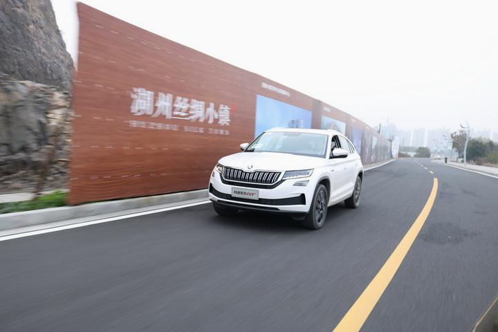 大众发动机+智能四驱 解读性能轿跑SUV-科迪亚克GT