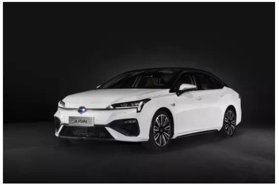 广汽新能源Aion S新年新颜登场 造型更惊艳